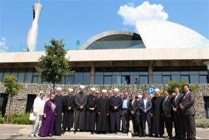 Posjet katarskog emira Islamskom centru Rijeka