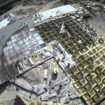 Završene druga ploča izgradnje islamskog centra Rijeka
