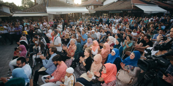 "Nastup zbora SELSEBIL na manifestaciji ""Ramazan u Bosni"""